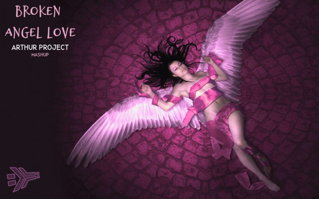 Arash & Hellena Ft DJ Alegator Vs Chuckie - Broken Angel Love(Arthur Project Mashup)